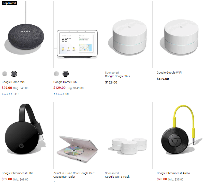 Belk.com, Big Discount on Google Gadgets